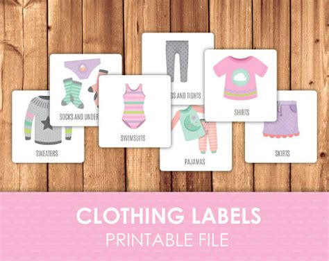 printable fabric labels 16 clothing labels psd vector eps ai illustrator download
