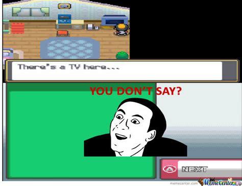 Pokemon Game Memes - pokemon games by adriansf meme center