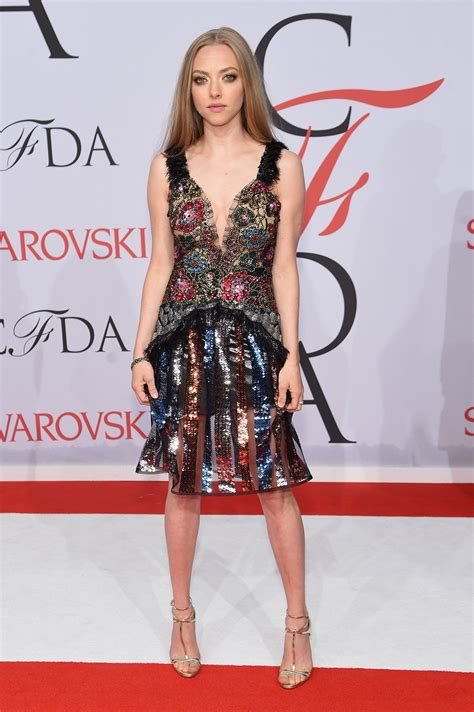 the best dressed at the 2015 cfda fashion awards amanda