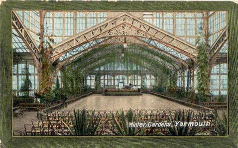 winter gardens great yarmouth the changing of the pier in the 20th century