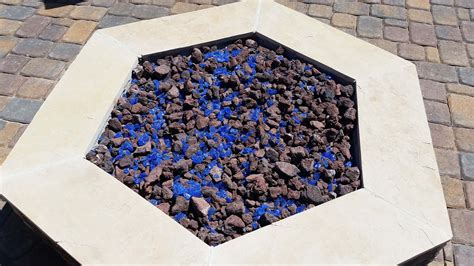 lava rock pit pits designed by az living landscape call 480 390 4477