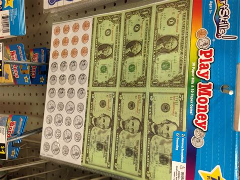 Play Store Money Educational From Dollar General Beforever31