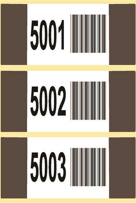 Warehouse Rack Labels by Pallet Stock Labels Warehouse Racking Labels Pr Products