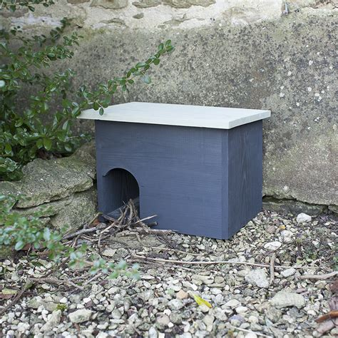 hedgehog houses to buy buy garden trading orkney hedgehog house amara