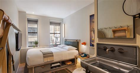 2 Bedroom Apartments For Rent Nyc moxy hotels launches its nyc flagship in a landmarked