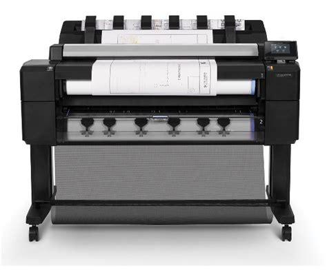 Printer Hp Spesifikasi printer hp designjet t2530 mfp spesifikasi dan harga