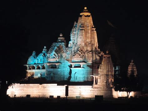 Light Sound Show Khajuraho Travel Guide Best Holiday Light Show Packages