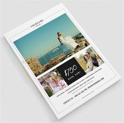 Wedding Photography Price List by Sle Wedding Price List 16 Documents In Pdf Word Psd
