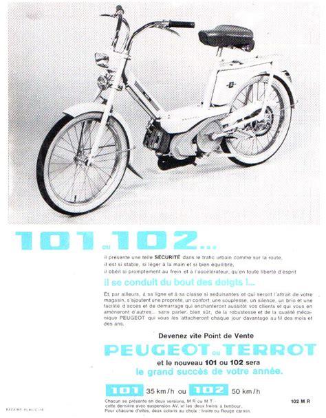 peugeot 101 for cyclomoteurs velomoteurs mobylettes velosolex anciens et