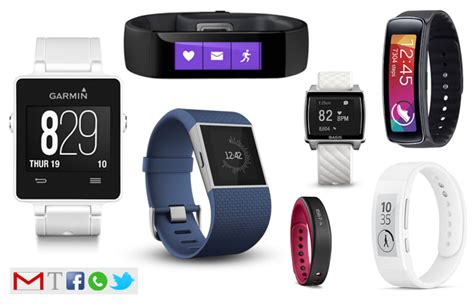 fitness tracker best best fitness trackers with smart notifications 2015