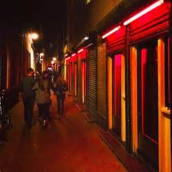 What Is The Red Light District In Amsterdam Activist Offer Huge Red Light District