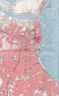 city map of corpus christi city maps perry casta 241 eda map collection ut