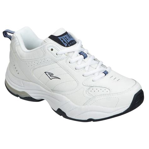 everlast sport womens luise athletic shoe wide width white