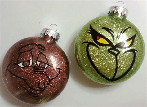 best 25 grinch ornaments ideas on pinterest grinch
