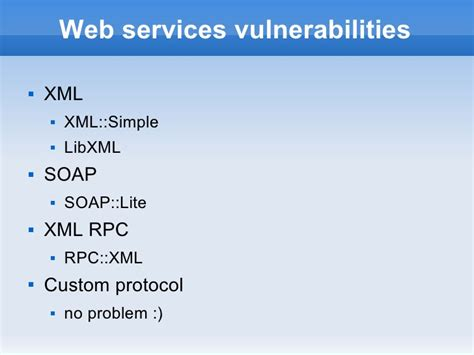 xml libxml tutorial perl usage in security and penetration testing