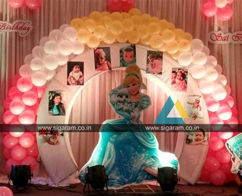 princess themed party venues princess themed birthday party decoration annamalai
