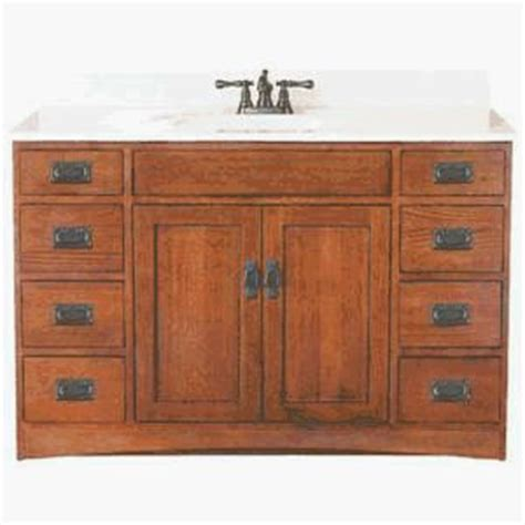 Mission Style Vanity by Craftsman Style Vanity Craftsman Arts And Crafts Style
