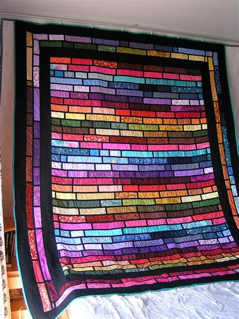 Stained Glass Patchwork Patterns - 25 best ideas about stained glass quilt on