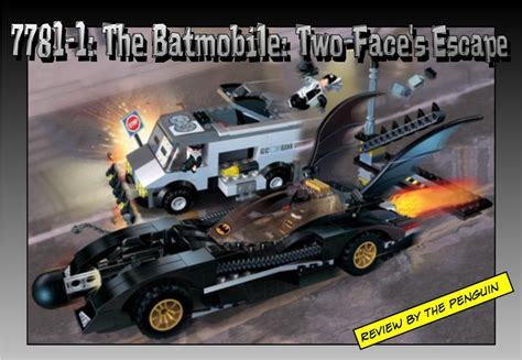Lego Mobil Mobilan Cars Brick 2 Box Set Berkualitas 1 review 7781 the batmobile two s escape lego licensed eurobricks forums