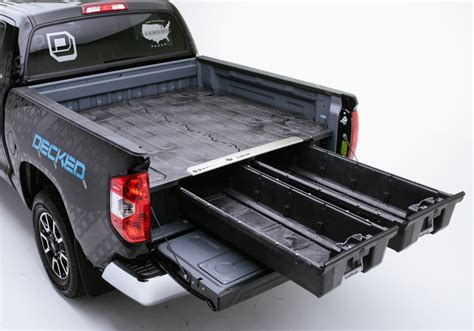 truck bed drawers silverado decked chevy silverado or gmc sierra 1999 2006 and 2007