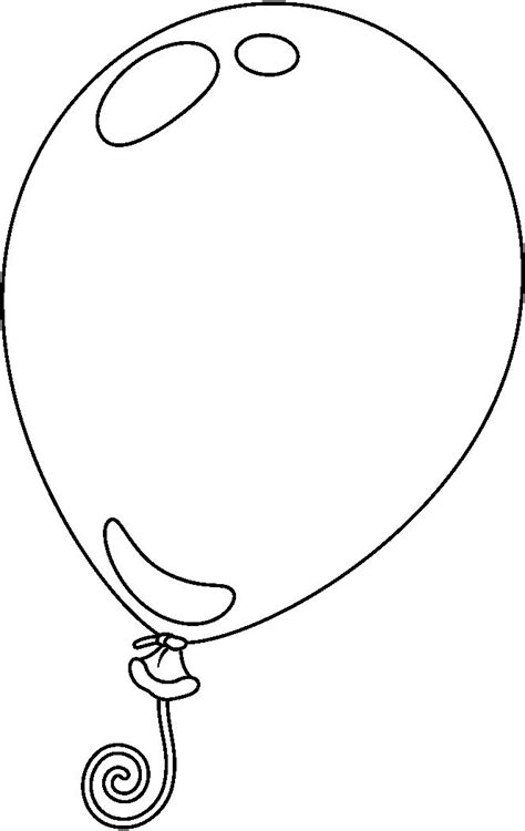 black and white clipart balloon clipart black and white 101 clip