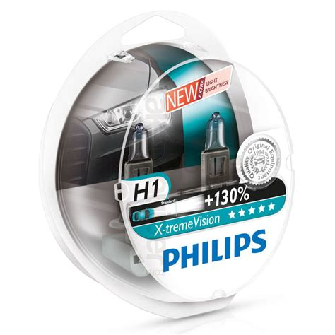 Lu Philips Xtreme Vision oules h1 philips x treme vision 55w 130 yakaequiper