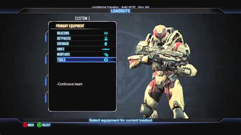 section 5 games section 8 prejudice loadout weapon screen youtube