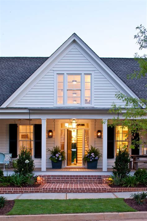 farmhouse plans southern living southern living idea house in georgia farmhouse renovation