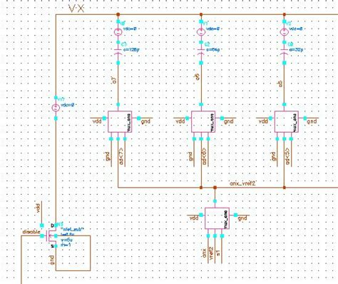 sar adc capacitor array layout sar adc capacitor leakage current