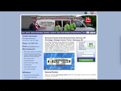 Plumbing Syracuse by Syracuse Plumbers Call Now 315 849 2899
