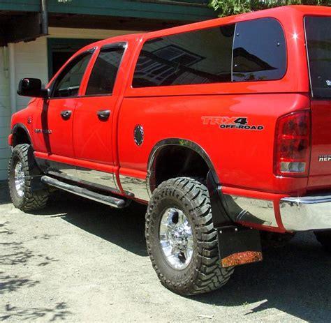 dodge mud truck me your mud flaps on lifted trucks dodgeforum com