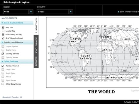 printable world map national geographic national geographic maps printable printable maps