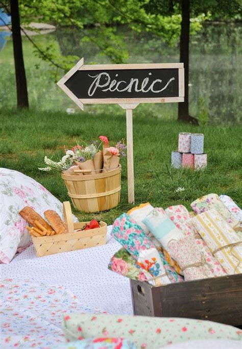16 30th birthday ideas for the perfect picnic party brit
