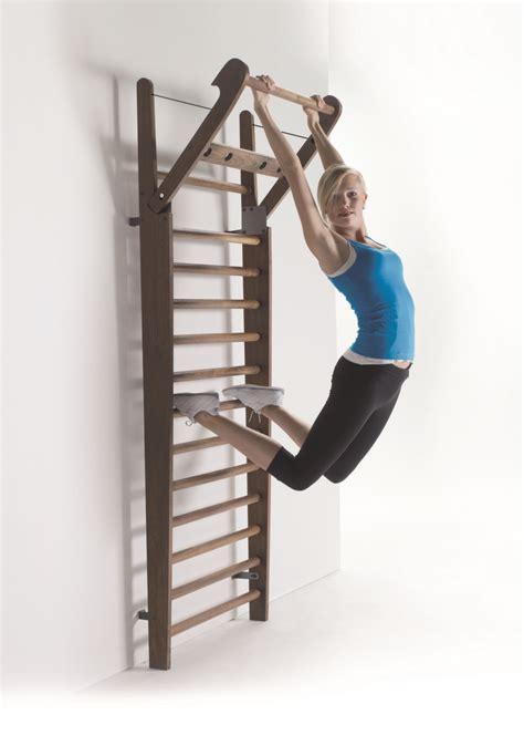 wall bars  nohrd  bar natural ashwood trojan fitness