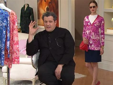 isaac mizrahi qvc host cant decide if the moon is a qvc hosts think moon is a planet or maybe a star