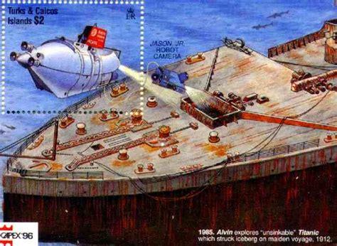 wann ist die titanic gesunken der untergang der titanic