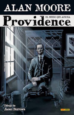 libro providence 01 alan moore providence 01 librera joker