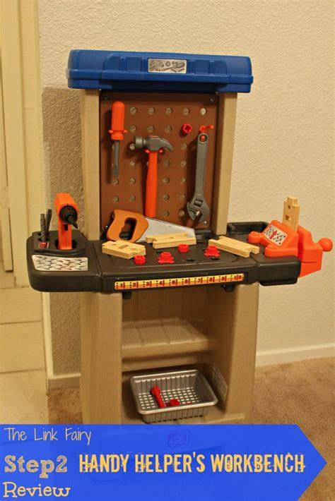 step2 tool bench get building with the step2 handy helper s workbench