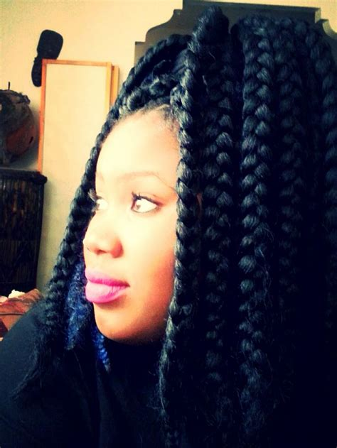 how many packd for jumbo box braids pin by rabiata abdou on hair pinterest