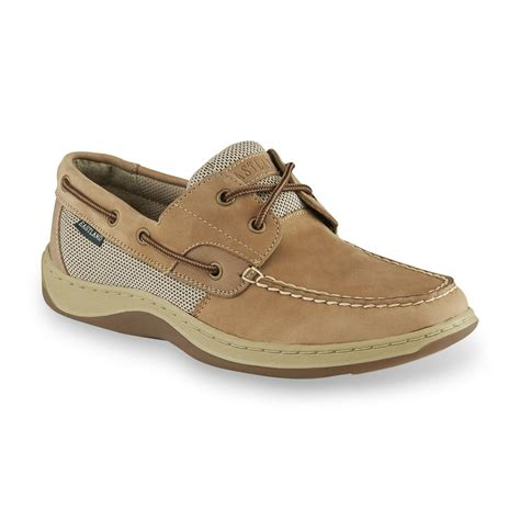 mens slippers at sears eastland s solstice leather boat shoe