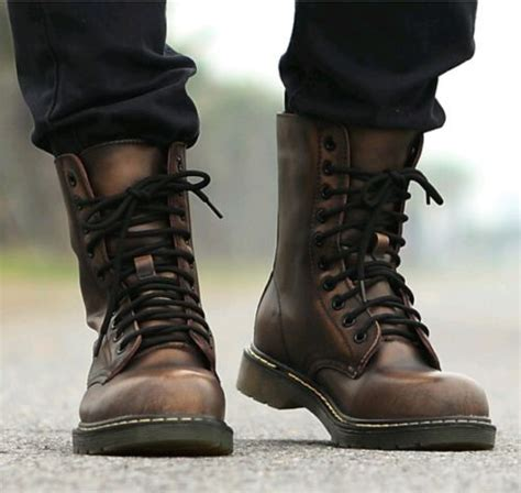 mens lace up motorcycle boots best 25 boots ideas on boots for