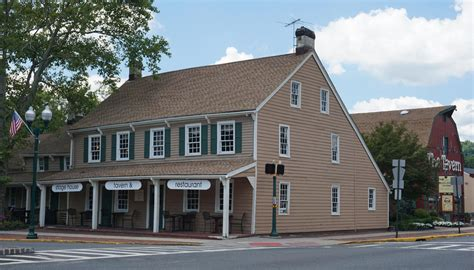 Stage House Tavern In Scotch Plains New Jersey National Trust For Historic Preservation