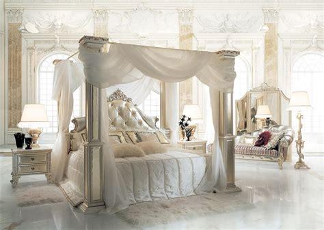 tende per letti a baldacchino letto classico con baldacchino per suite idfdesign