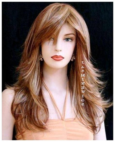 haircut to thin face 15 ideas of hairstyles for thin faces with long hair