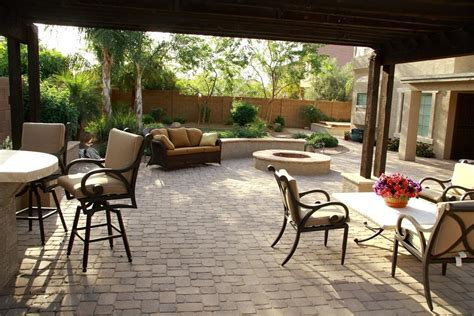 Backyard Patio Landscaping Ideas Outdoor Living At It S Finest From Unique Landscapes By Griffin In Mesa Az 85210