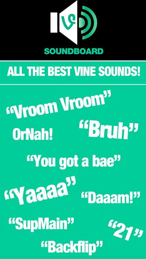lifestyle vine app shopper the greatest soundboard for vine lifestyle