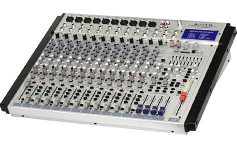 alto professional legacy mixers series gt l 16