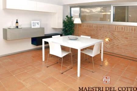 pavimenti casa moderna pavimento in cotto per moderne maestri cotto