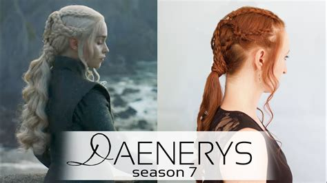 7 Hairstyles For Football Season by Of Thrones Daenerys Dragonstone Braided Ponytail