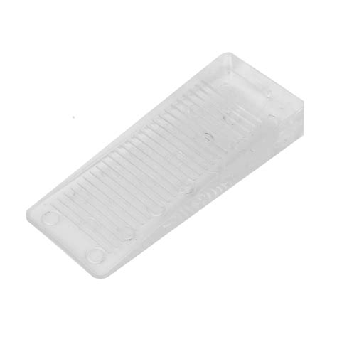 clear rubber st clear door stop u9004 wall protector door stop 2 5 16